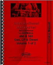 international 460 utility service manual