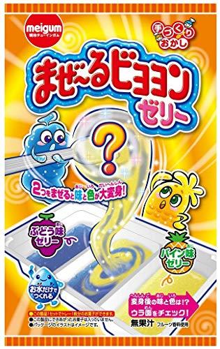 まぜーるビヨヨンゼリー 8個入 食玩・手作り菓子