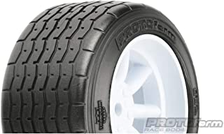Protoform - Pro-line Racing VTA Rear Tire 31mm Mounted White Wheel, PRM1013917