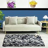 HETOOSHI alfombras mullidas de súper Suaves y mullidas de...