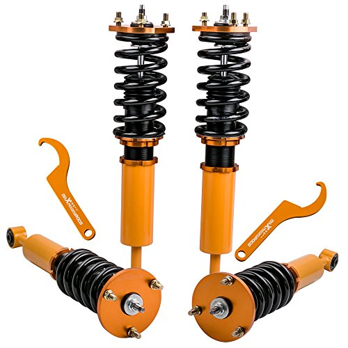 4Pcs Adjustable Height Coilovers for Lexus IS 250 IS350 2006-2012 /GS300 GS350 2007-2011 /GS430 2006-2007 Suspensions…