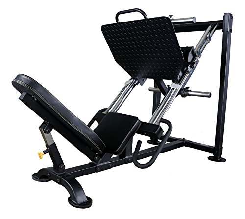 Powertec Fitness Leg Press, Black