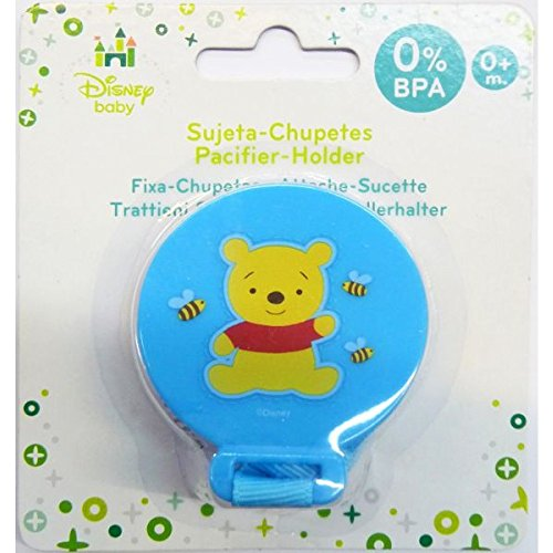Attache sucette Winnie Disney Baby 0% BPA 0m+ * NEUF *