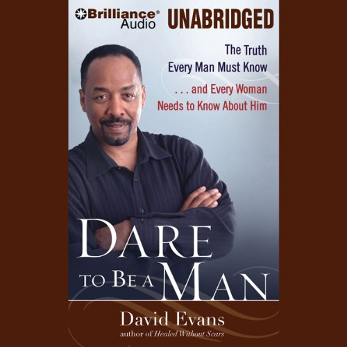Dare to Be a Man audiobook cover art