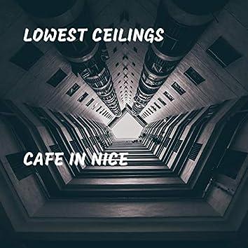 Cafe in Nice