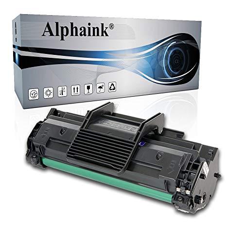 Alphaink Toner compatibile con Samsung D119S ML-2010D3 per Samsung ML-1610 1620 1625 2010 2015 2020 2520 2571 2570G SCX-4321 4521