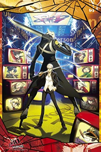 Persona 4 - Ultimate Arena - Are You Ready  Jigsaw Puzzle
