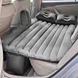 Big Ant Inflatable Car Mattress Back Seat Travel Car Sleeping Mattress Pad with Two Air Pillows