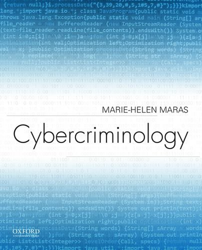 Cybercriminology
