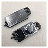 Plum Blossom yu 10pcs DX5 UV Tinta Amortiguador para MIMAKI JV33 JV5 CJV30 Galaxy Fit para EPSON XP600 Eco Solvent Plotter Impresora UV Dumper con Conector (Color : Damper)