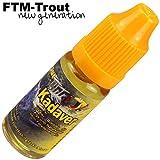 FTM Kadaveröl 10ml - Fischlockstoff zum Angeln, Lockstoff zum Forellenangeln, Lockmittel für Fische, Angelköder