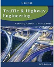 Traffic & Highway Engineering Fifth Edition by Nicholas J. Garber - Hardcover