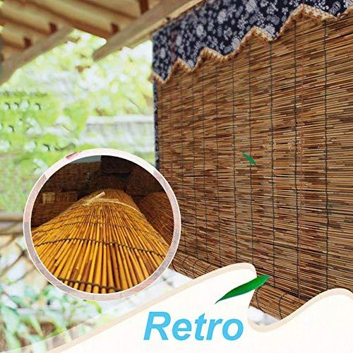 cortinas enrollables bambu exterior