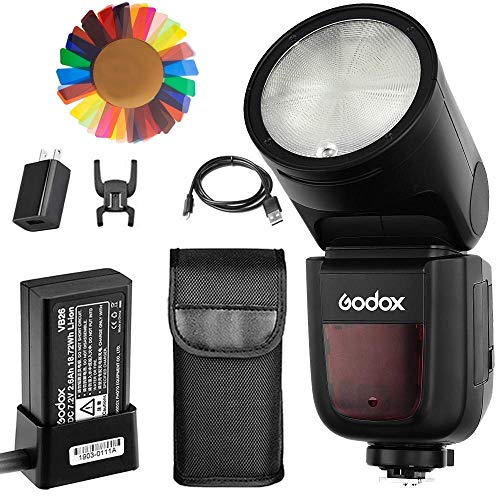 Godox V1-N Flash for Nikon