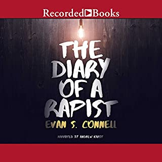 The Diary of a Rapist audiobook cover art