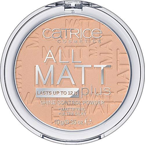 Catrice All Matt Plus Shine Control Powder 025 Sand Beige - 1er Pack