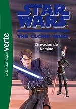 Star Wars Clone Wars 16 - L'invasion de Kamino