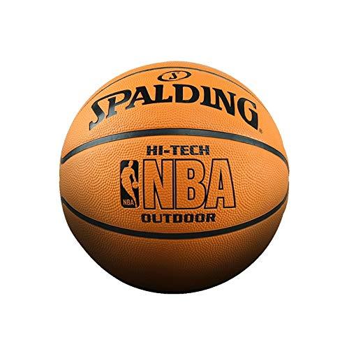 Pelota de Baloncesto Basketbol De Entrenamiento Al Aire Libre De Alta Tecnología De Caucho Tamaño 7