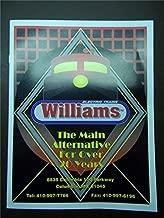 1996 Williams Electric Trains O Gauge Color Catalog