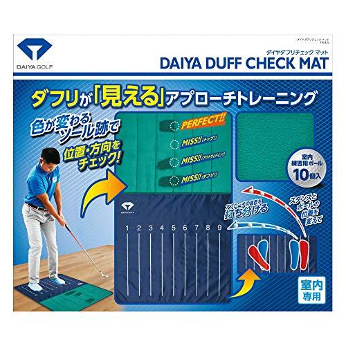 ダイヤ(DAIYA)ショット用マットDAIYAGOLFダイヤダフリチェックマットTR-470