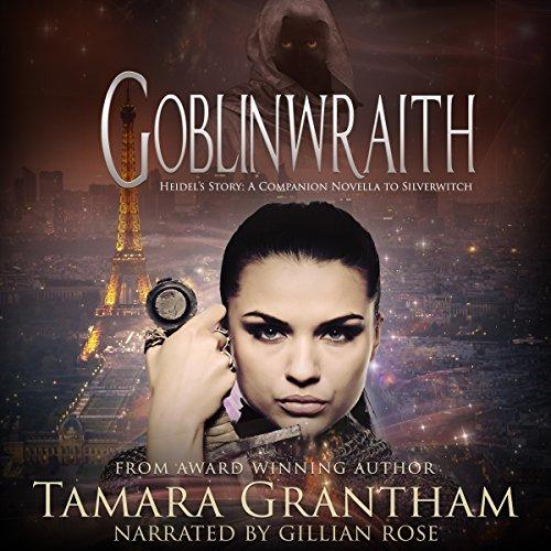 Goblinwraith: Olive Kennedy Novella cover art