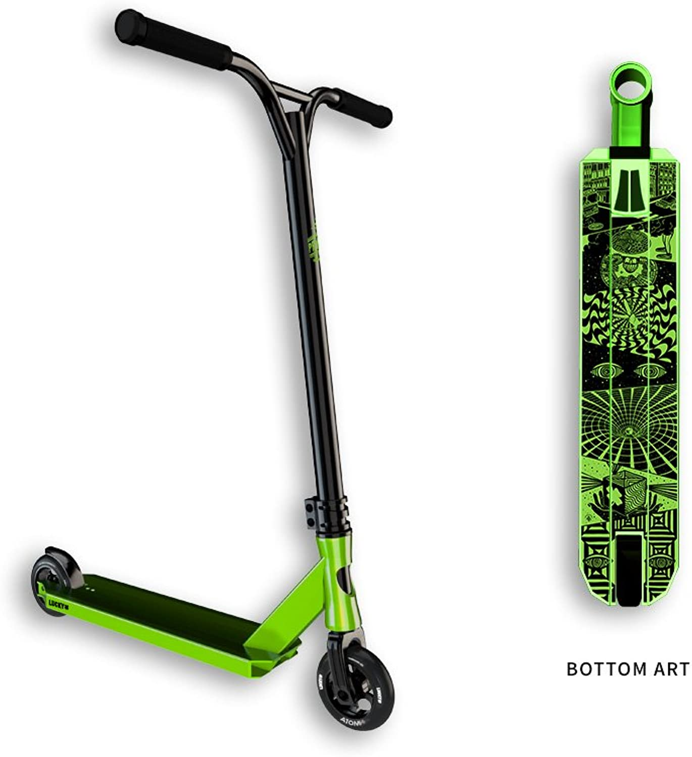 Lucky Scooter 2017 Prospect Pro Scooter