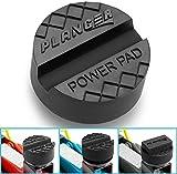 PLANGER® - Power Pad – Tampone in Gomma per cric con scanalatura – Gomma per cric –...