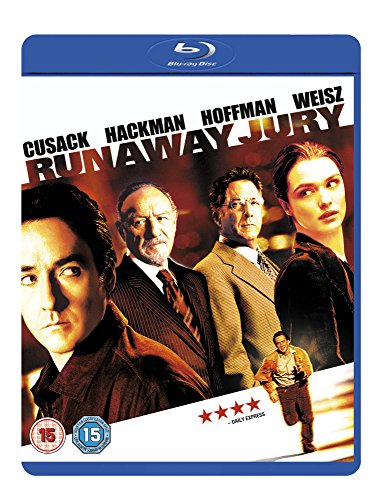 Runaway Jury [Edizione: Regno Unito] [Italia] [Blu-ray]