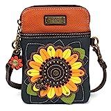 CHALA Cellphone Cross Body Bag (Sunflower)