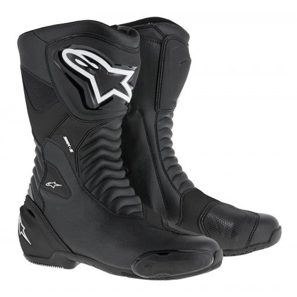 サポート余分な協力的alpinestars(アルパインスターズ) バイクブーツ ブラック/ブラック (EUR 40/25.5cm) SMX-Sブーツ 1691470240