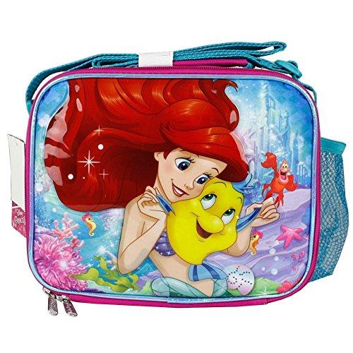 Disney The Little Mermaid Pink Lunch Bag by Little Mermail