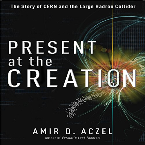 Present at the Creation audiobook cover art