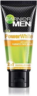 Garnier Men Power White Anti-Dark Cells Fairness Face Wash, 50g