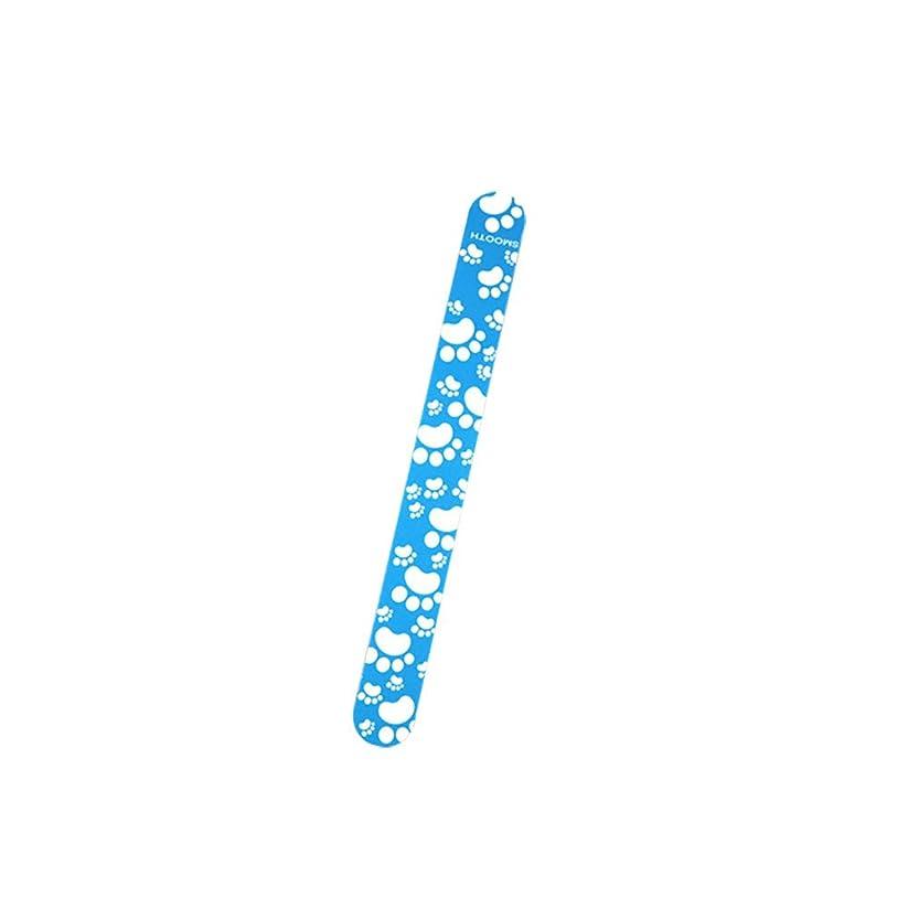 すべて血統期限Poonikuuネイルやすり 爪ヤスリ爪磨き ケアツール ネイルツール 小型便利 ネイル用道具 1本セット