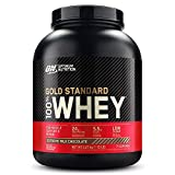 Optimum Nutrition ON Gold Standard 100% Whey Proteína en Polvo, Glutamina...