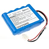 cellePhone batería Ni-MH para Drager Carina NIV Ventilator (reemplazado OM11759)