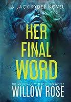 Her Final Word (Jack Ryder Mystery)