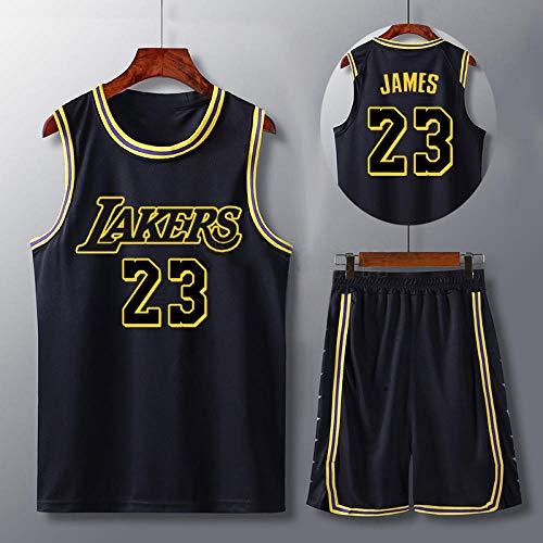 Wenhua Lakers 47 número de camiseta de baloncesto, camiseta Lebron James Mamba, chaleco de gimnasio, camiseta de baloncesto para hombre, ropa conmemorativa Mamba, campeonato de los Lakers