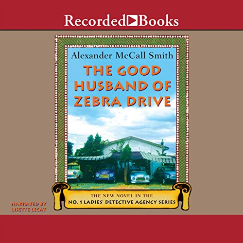 The Good Husband of Zebra Drive audiobook cover art