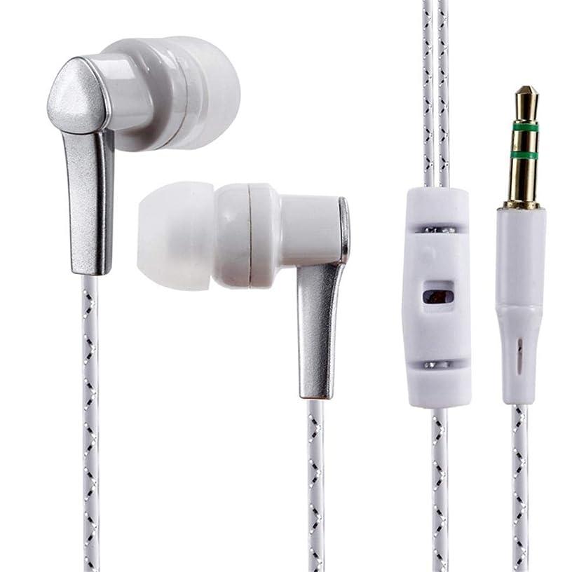 Kaimu 3.5mm Wired In-Ear Stereo With Mic Music Smart Phone Earphone On-Ear Headphones