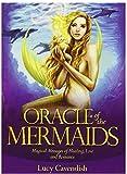 Tarot Tarjetas, Oráculo De Las Sirenas: Cartas del Tarot Mensajes 45 Hojas Mágicas De Curación, Romance Tarjetas