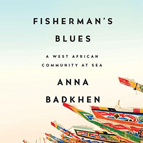 Fisherman's Blues audiobook cover art