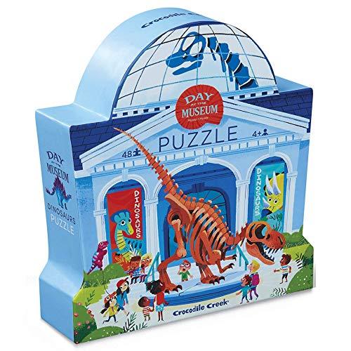 Crocodile Creek 4063-1 puzzle Puzzle - Rompecabezas (Puzzle rompecabezas, Dibujos, Preescolar, Niño/niña, 4 año(s), Interior) (Juguete)