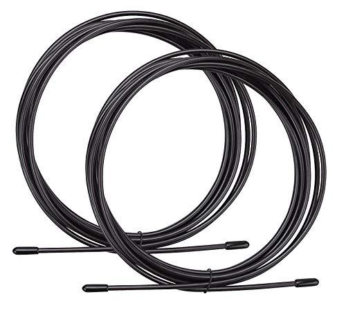 BODYMATE Dos Cables de Acero de Repuesto de 3 m de Largo y 3
