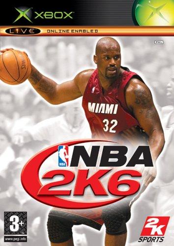NBA Basketball 2k6