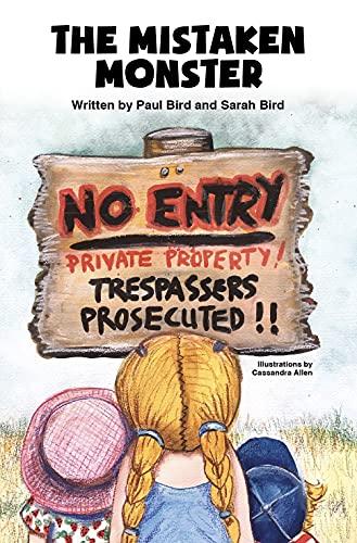The Mistaken Monster (One mad Rooster short stories) by [Paul Bird and Sarah Bird, Sarah Bird, Cassandra Allen]