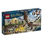 LEGO Harry Potter - La Sfida dell'Ungaro Spinato al Torneo Tremaghi