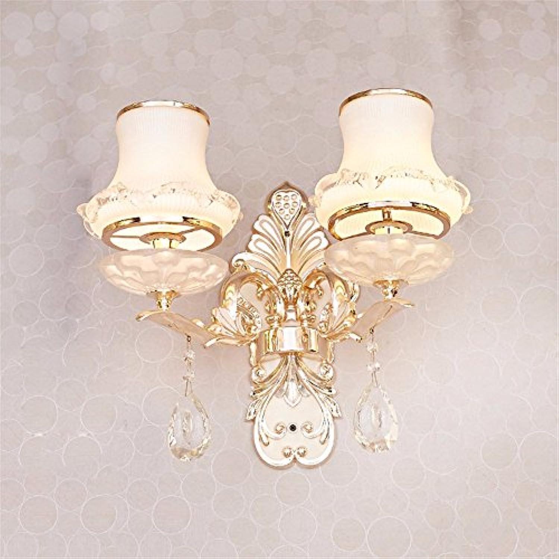 StiefelU LED Wandleuchte nach oben und unten Wandleuchten Wandleuchten LED-Wandleuchte Schlafzimmer Nachttischlampe Korridor gang Zinklegierung Wandleuchte Hotel Light funktioniert.