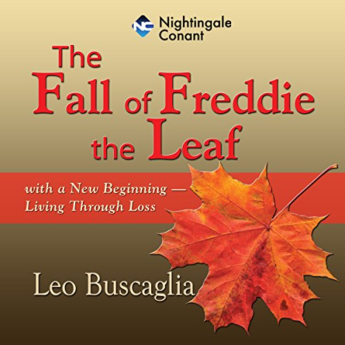 The Fall of Freddie the Leaf audiobook cover art