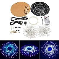 1818 電子オーロラキット RGB DIY LEDフラッシュキット クリエイティブ カラフルライトキューブ